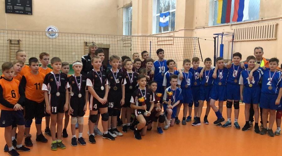 Первенство Калининграда по волейболу