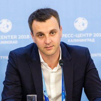 президент федерации волейбола калининграда