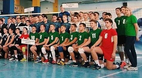 волейбол калининград