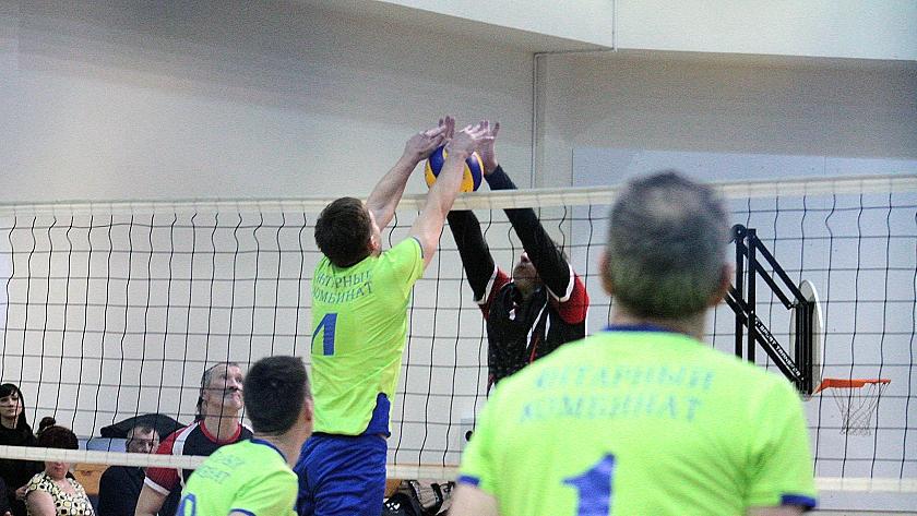 чемпионат волейбол калининград