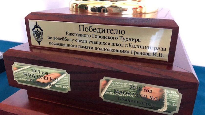 турнир по волейболу памяти грачева калининград