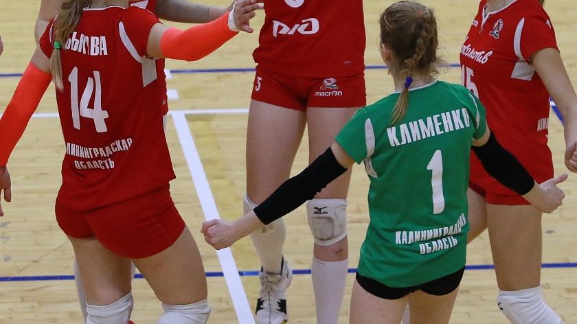 молодежная лига калининград