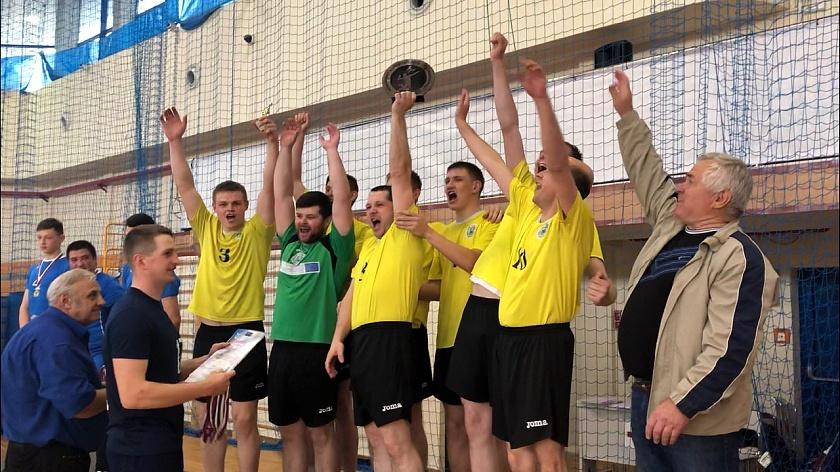 чемпионат калининградской области по волейболу озерск