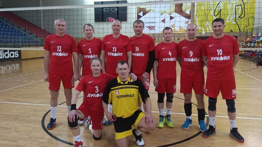 волейбол ветераны калининград латвия