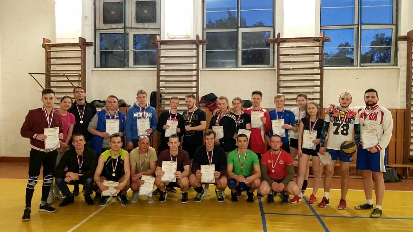 КГТУ волейбол калининград студенты