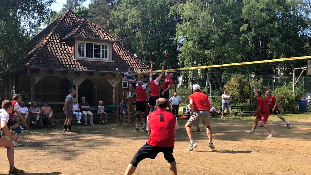 парковый волейбол светлогорск калининград
