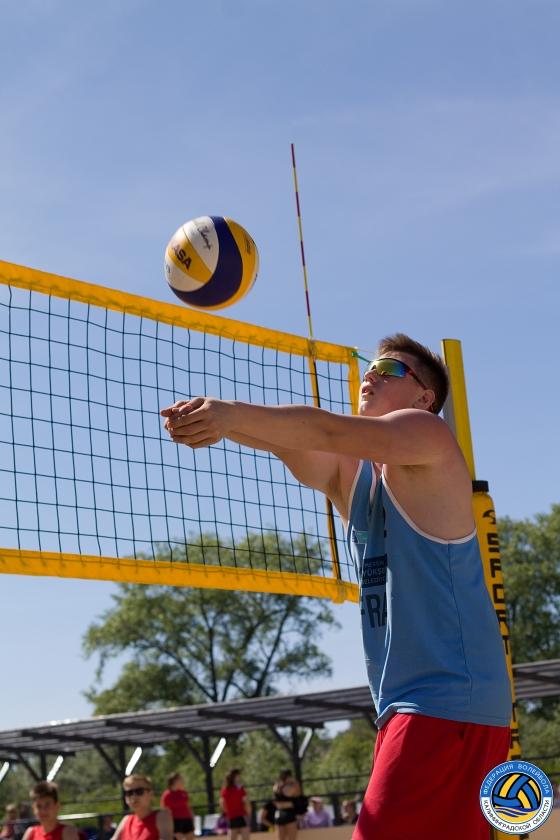 Первенство Калининград пляжный волейбол