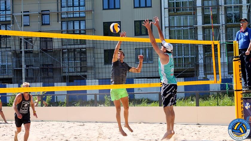 пляжный волейбол чемпионат калининград