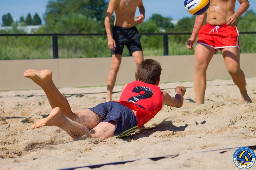 2 этап первенства области калининград пляжный волейбол