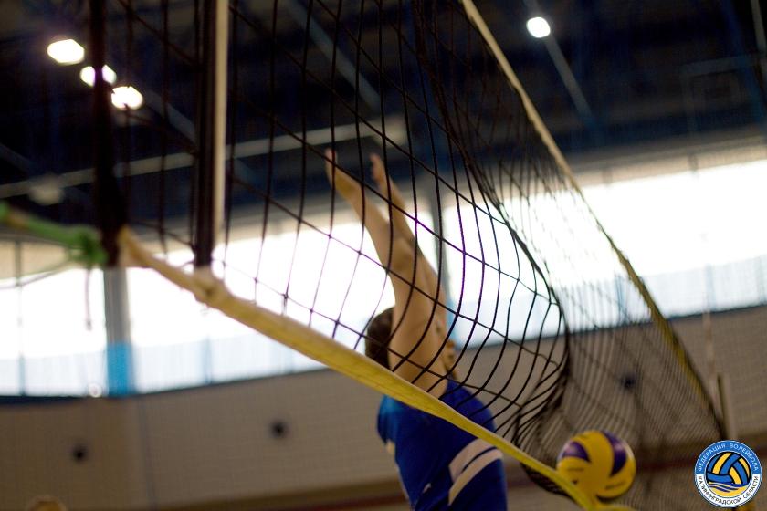 волейбол калининград детская лига