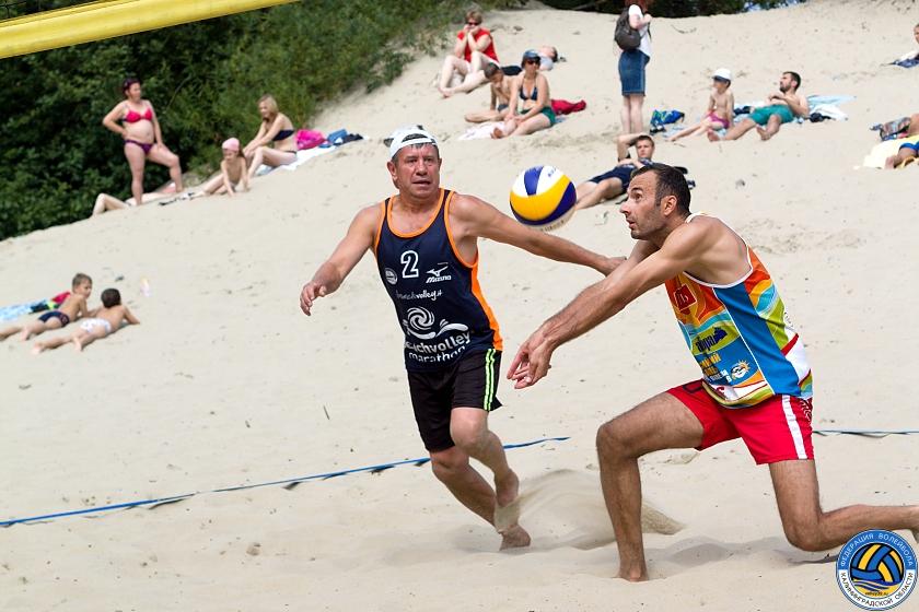 пляжный волейбол калининград чемпионат