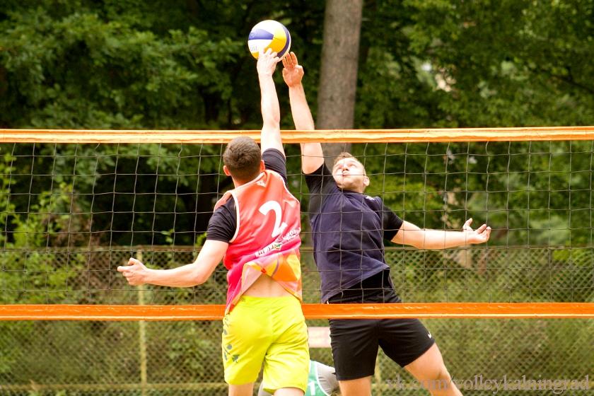 калининград чемпионат области по пляжному волейболу