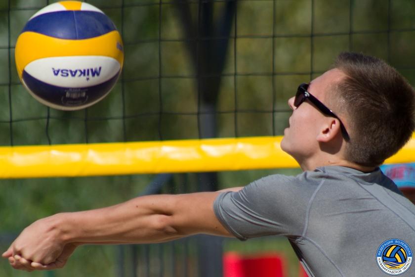 первенство пляжный волейбол калининград