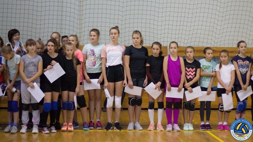 волейбол локомотив калининград отбор