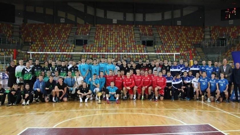 волейбол калининград юноши