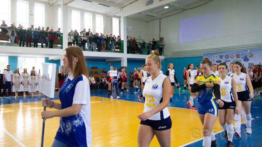 студенты бфу им канта волейбол