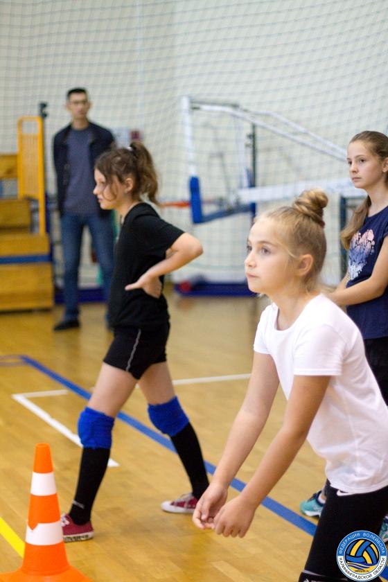 отбор детей на волейбол калининград