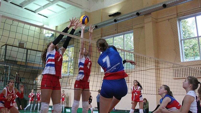 турниры волейбол калининград