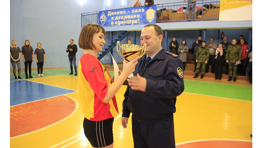 уфсин волейбол калининград турниры