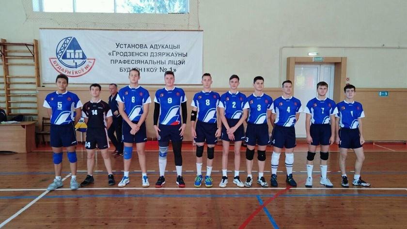 детско юношейский волейбол калининград