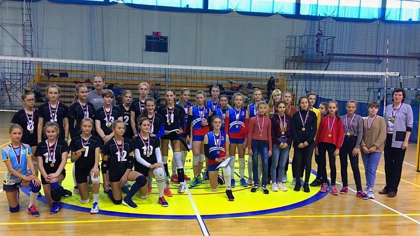 калининград детский волейбол