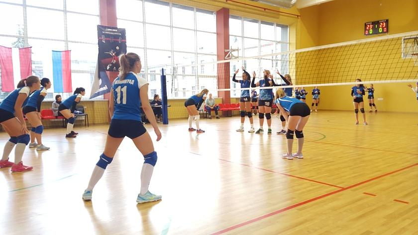 турнир по волейболу калининград каунас