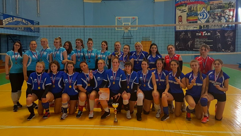 волейбол калининград студенты