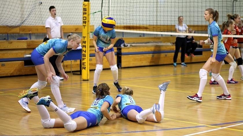полуфинал первенства россии по волейболу