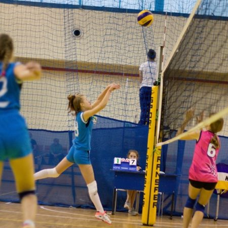 первенство области по волейболу