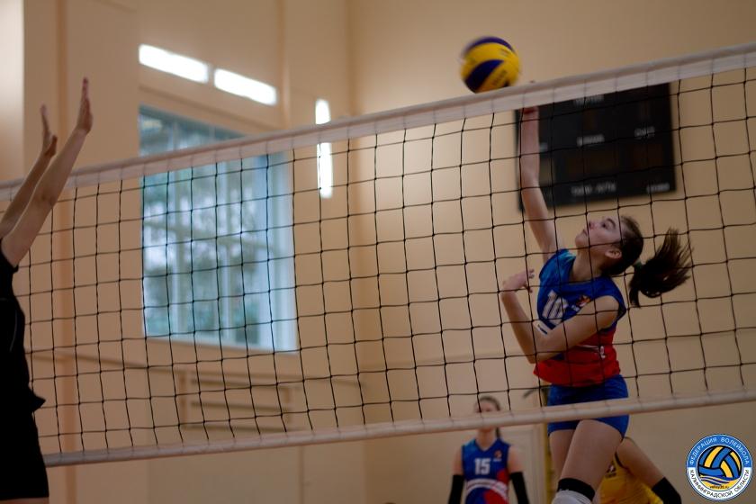волейбол калининград игры