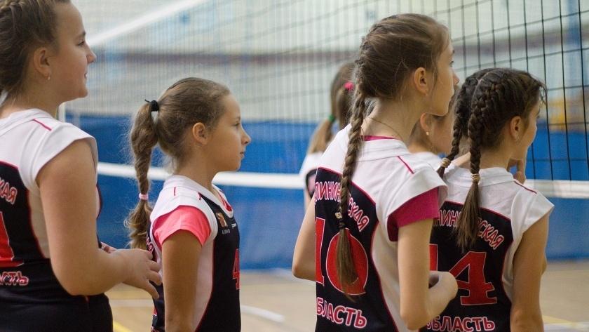 детский волейбол калининград